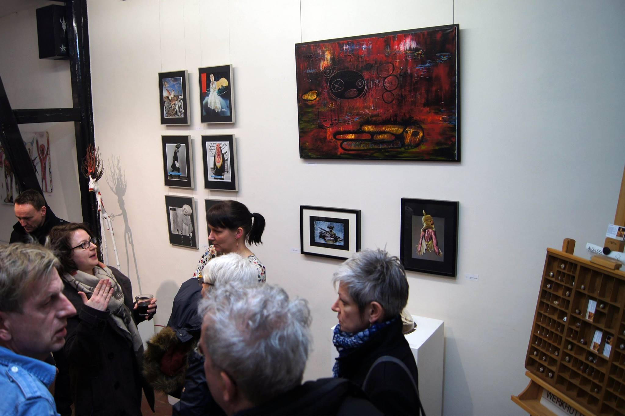 Ausstellung NILS HEBERLE